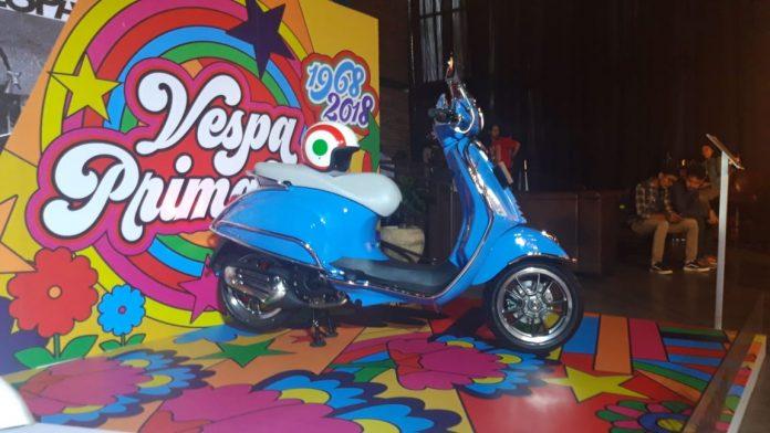 Berhadiah Vespa Primavera 50th Anniversary