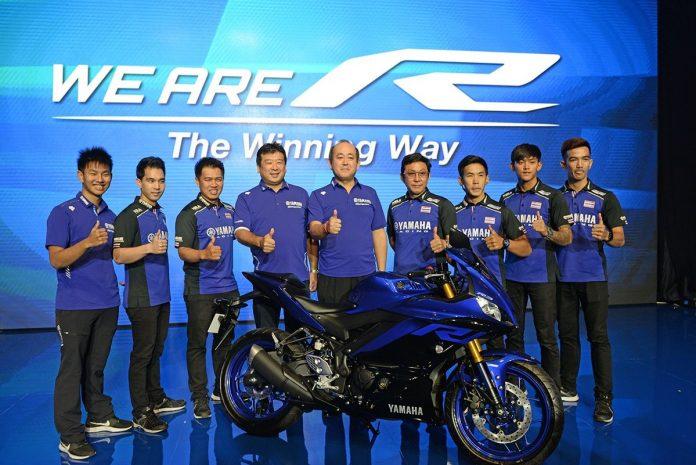 Generasi Baru Yamaha R25