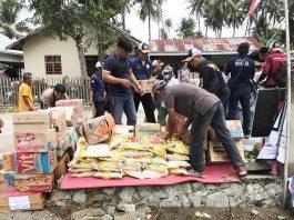 MBC Indonesia Menggelar Aksi Peduli Bencana Palu