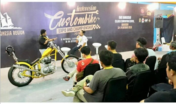 Talkshow Seputar Modifikasi