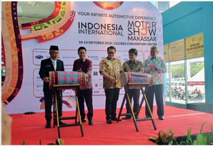 Resmi Dibuka IIMS Makassar 2018