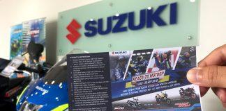 Pemenang Nonton Gratis MotoGP 2018 Malaysia