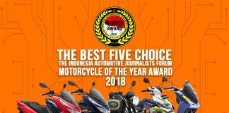 Finalis FORWOT Motorcycle