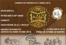 IMOS Moto Meetup 2018