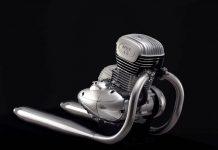 Mesin Baru Motor Jawa