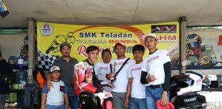 SMK Binaan Wahana Memiliki Tim Balap