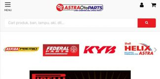 Situs astraotoshop.com Grand Launching di IMoS 2018
