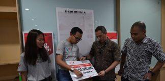Wahana Artha salurkan Rp500 juta untuk Palu dan Donggala