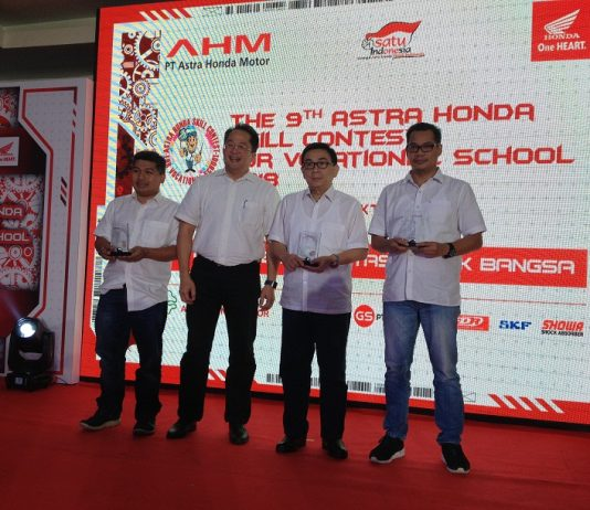 Dealer Terbaik Satu Hati Education Program 2018