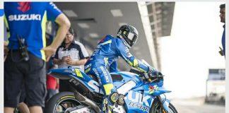 Suzuki Mengetes GSX-RR MotoGP 2019 di Motegi