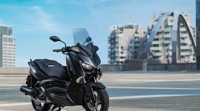 Yamaha XMax Iron Max Special Edition
