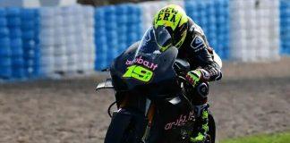 Hari Pertama Tes WorldSBK Jerez 2018