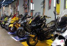 kontes modifikasi CustoMAXI Yamaha 2018