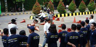 Evalube Edukasi Safety Riding