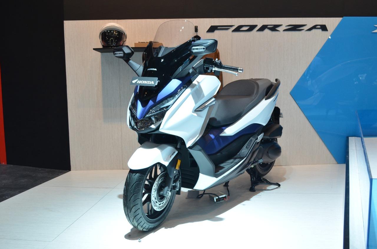 DP Murah Kredit Honda Forza