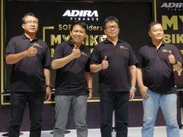 Pembiayaan Motor-motor Premium Bisa Melalui Adira Finance