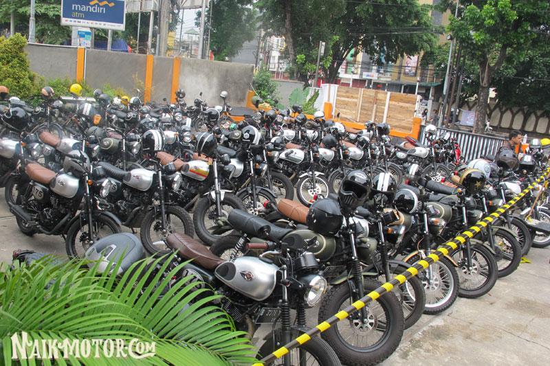 Kawasaki Retro Riders