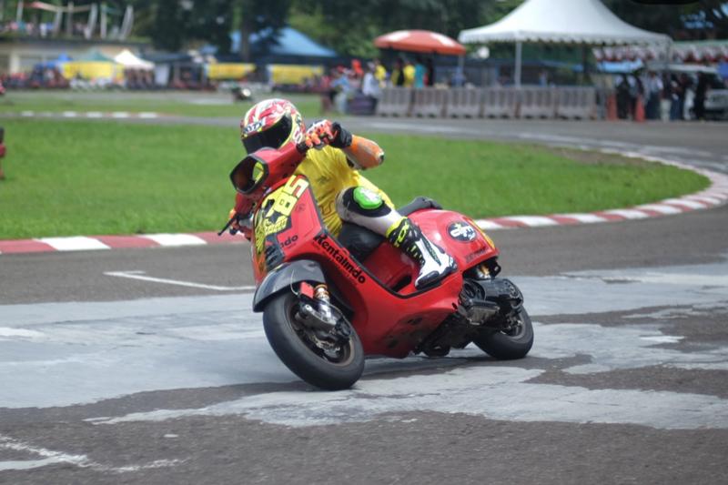 Rentalindo H4motoran AJM Skuter n Prens Racing