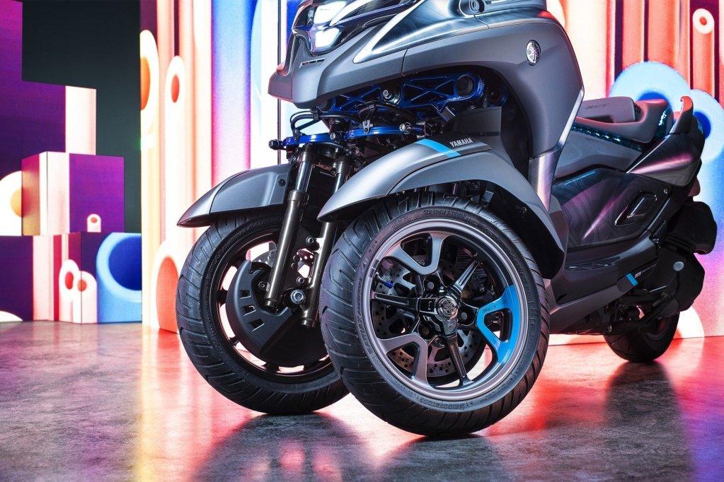 Konsep Yamaha 3CT