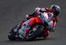 Hari Pertama Tes MotoGP Jerez 2018