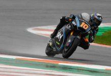 QTT Moto2 2018 Valencia