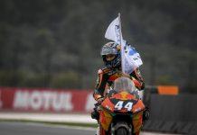 Moto2 2018 Valencia