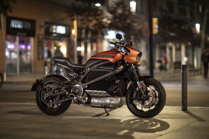 Harley-Davidson LiveWire di EICMA 2018