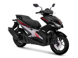 warna baru yamaha Aerox 155