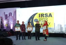 Pemenang Indonesia Road Safety Award 2018