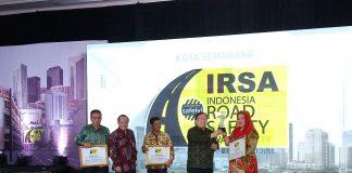 Pemenang Indonesia Road Safety Award 2018