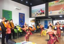 Dealer Piaggio Vespa ke-38 Dibuka di Nusa Dua Bali