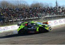 Rossi Menjuarai Monza Rally Show 2018