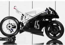 Custom Ducati Mirip Sepatu Basket