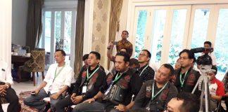 BB1%MC Silaturahmi dengan Cawapres Ma'ruf Amin