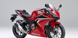 Honda CBR 400R 2019