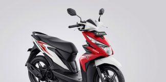 Warna Baru Honda BeAT eSP