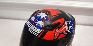 Helm Nolan Replika Stoner
