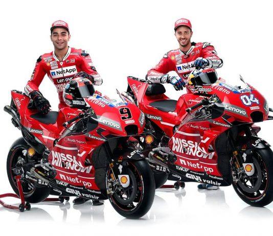 Mission Winnow Ducati Team MotoGP 2019 Diluncurkan