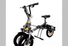 Swagtron Trike Lipat