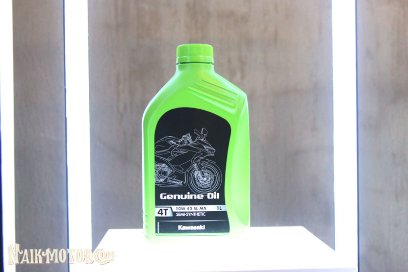 Kawasaki Genuine Oil
