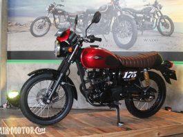 Kawasaki W175 standar