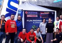 Membuka 2019 Addressia Menggelar Fun Riding