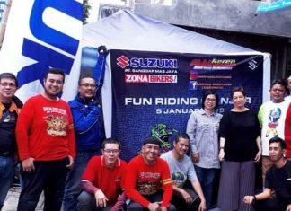 Membuka 2019 Addressia Menggelar Fun Riding