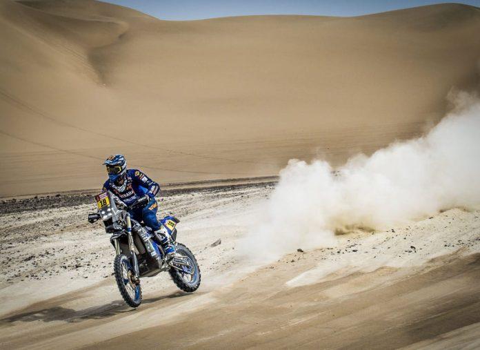 Yamaha Tampil Perkasa di Stage Ketiga Reli Dakar 2019