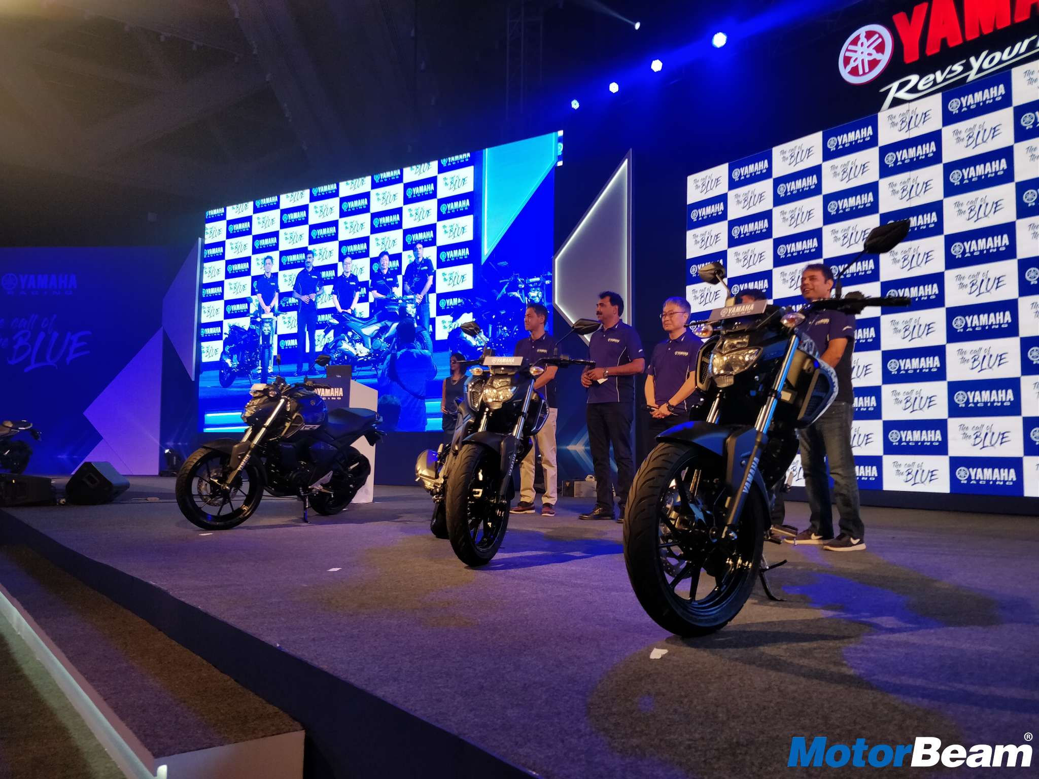 Yamaha FZ V3