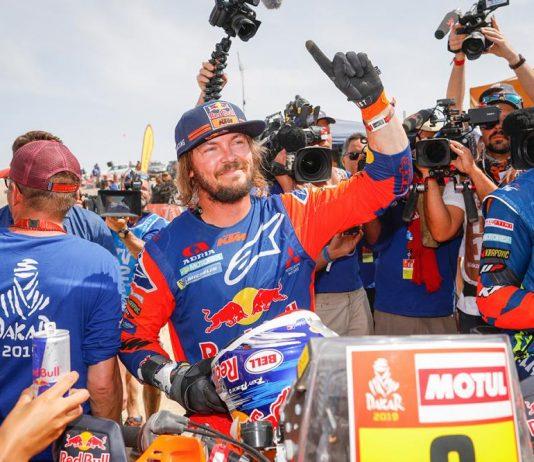 Reli Dakar 2019 Hari Kesepuluh