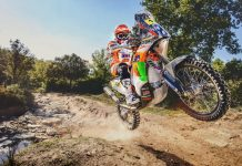 Ganasnya Reli Dakar 2019
