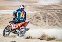 KTM 450 Rally Berjaya di Stage 2 Reli Dakar 2019