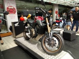Kepincut Honda CB650R Neo Sport Cafe