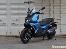 Fitur BMW C400X